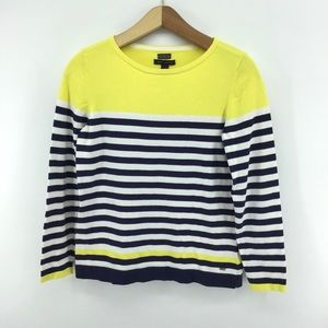 Tommy Hilfiger | Pima Cotton Striped Sweater